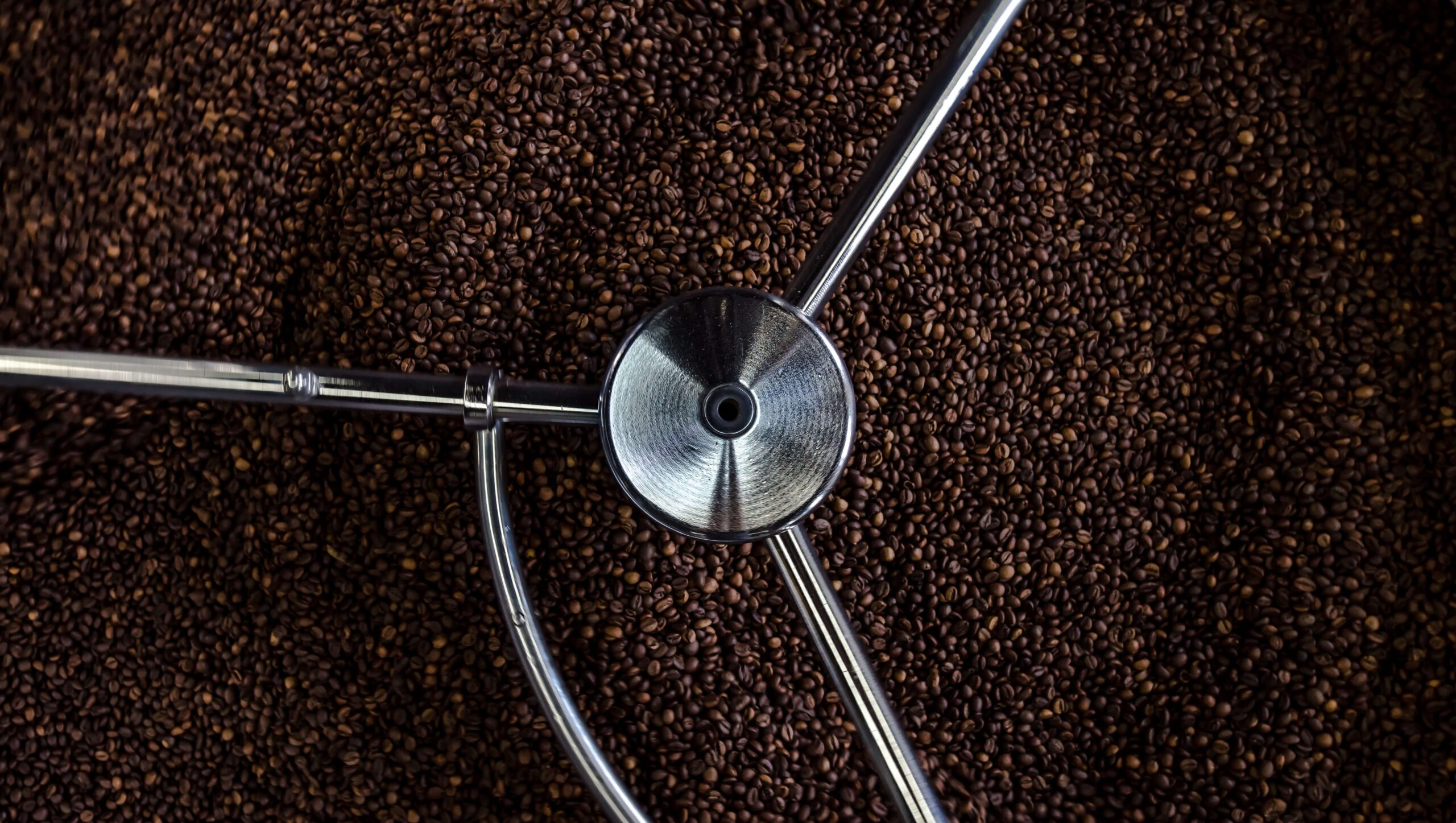 обжарка кофе охлаждающий поддон