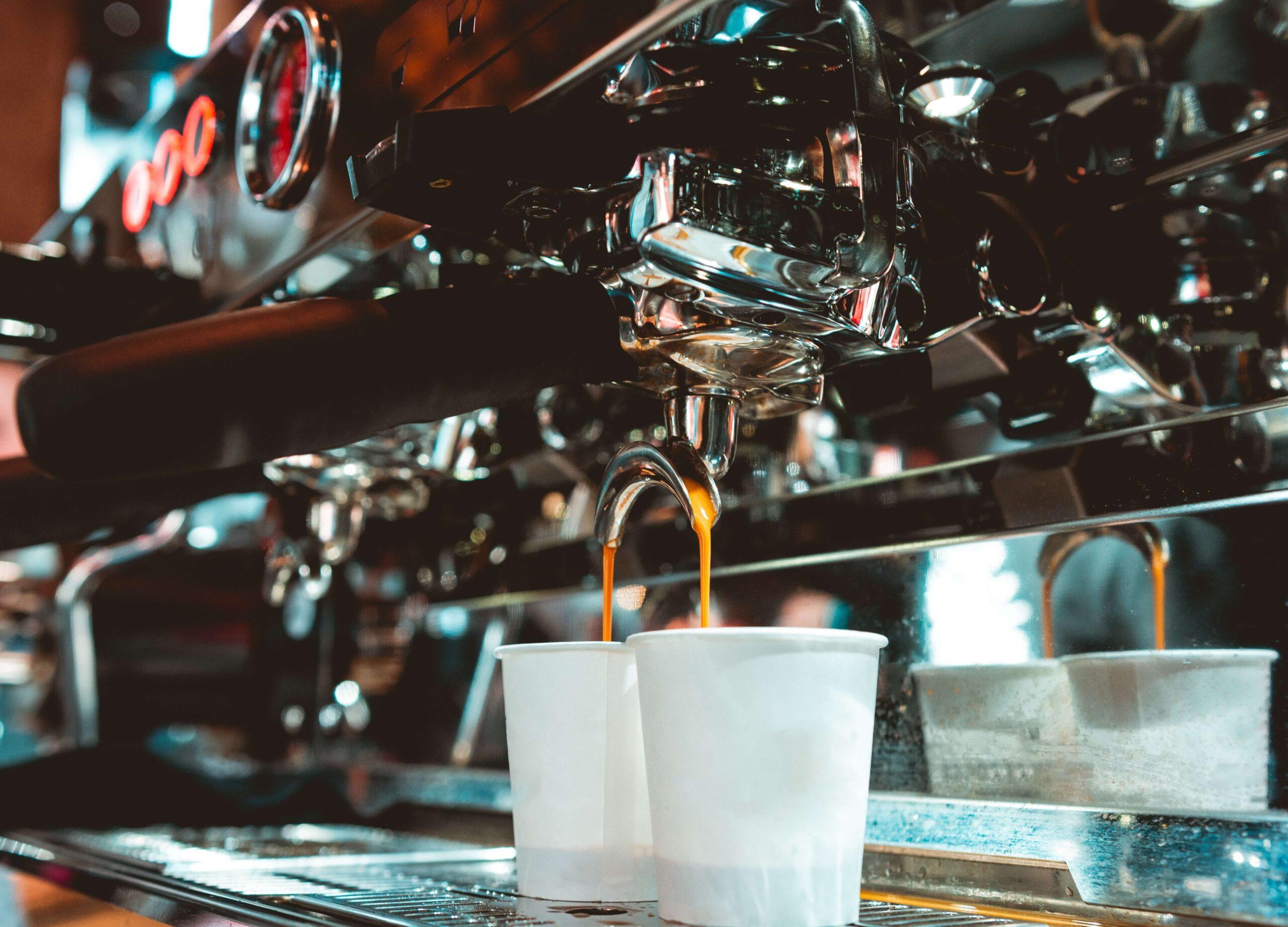 пять проблем кофемашины