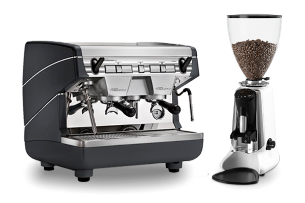 скидки кофемашина и кофемолка