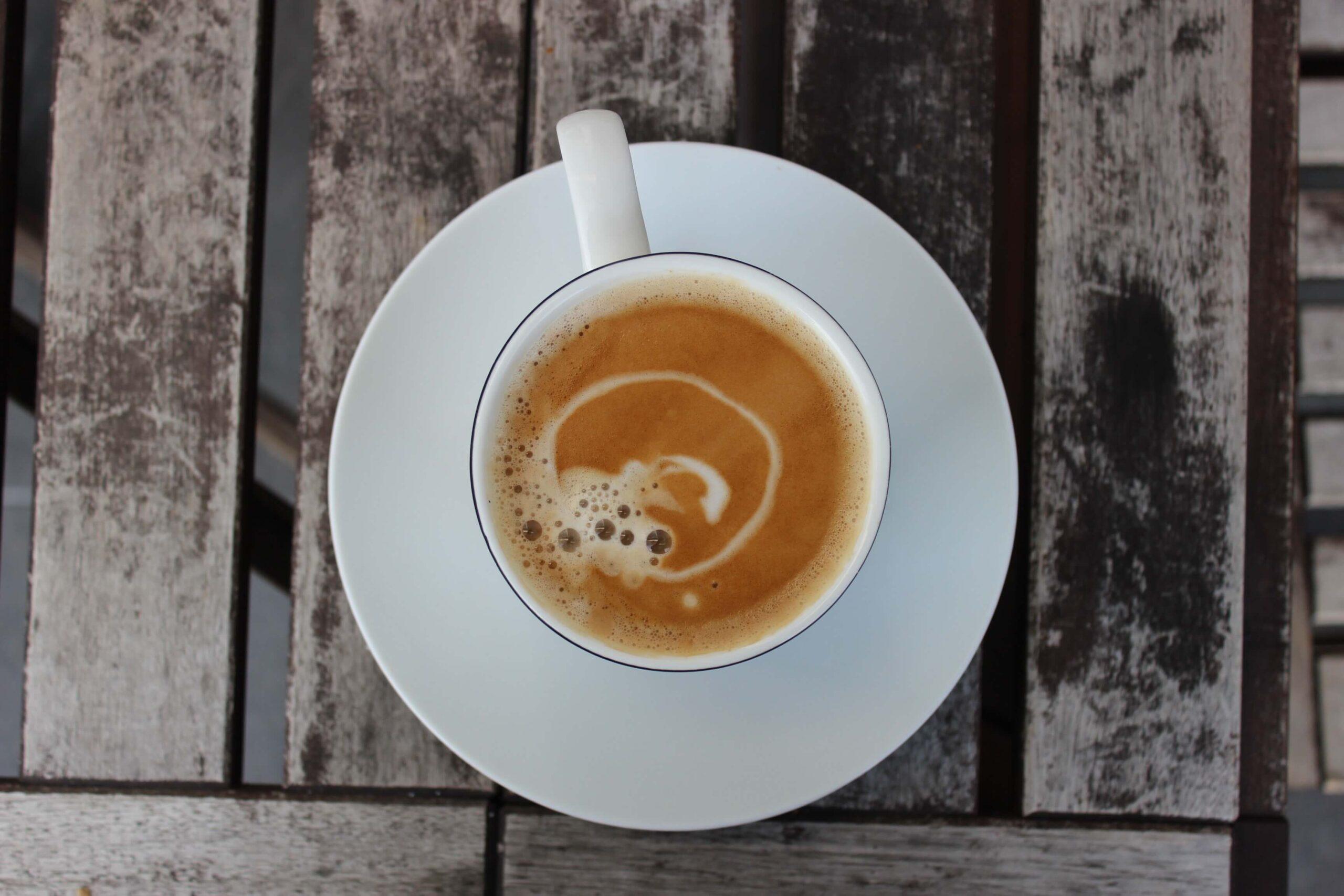 вкус напитка латте арт