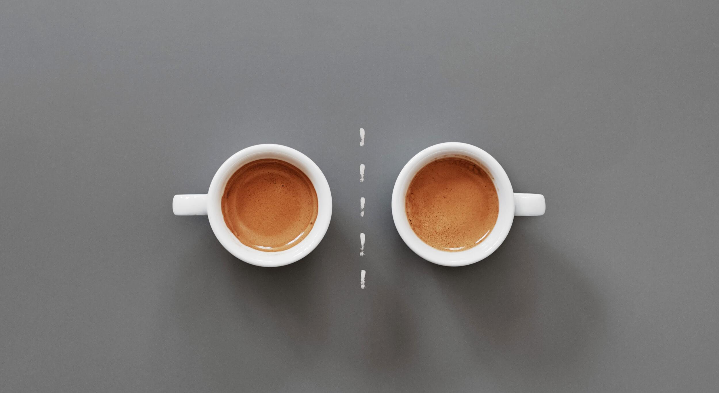 двойной помол кофе
